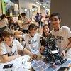 Guiness'e giren robot yarışması Türkiye'de