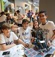 Dünya çapında 45 ülkede, 20 binden fazla takımın katıldığı VEX Turnuvaları'nda sezonun ilk turnuvası Nişantaşı Üniversitesi NEOTECH kampüste sonuçlandı. İlk ve ortaokul öğrencileri VEX IQ Challenge, lise öğrencileri ise VEX Robotics Competition'da ter dökerken birbirinden maharetli robotlar görücüye çıktı.