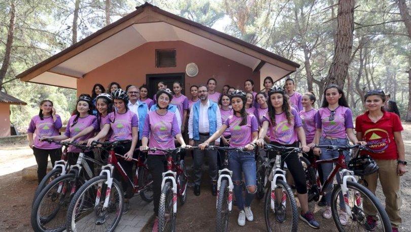 Gençlerin kamp heyecanı ara tatilde de sürüyor - Haberler