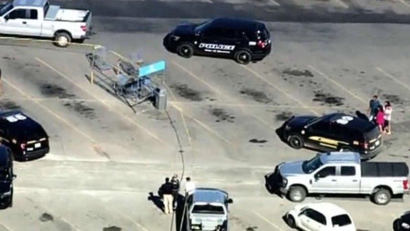 ABD'de alışveriş mağazasına silahlı saldırı: 3 ölü