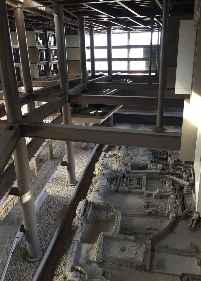 Mimar Emre Arolat'ın eseri müze-otel adeta bir Escher tablosu...