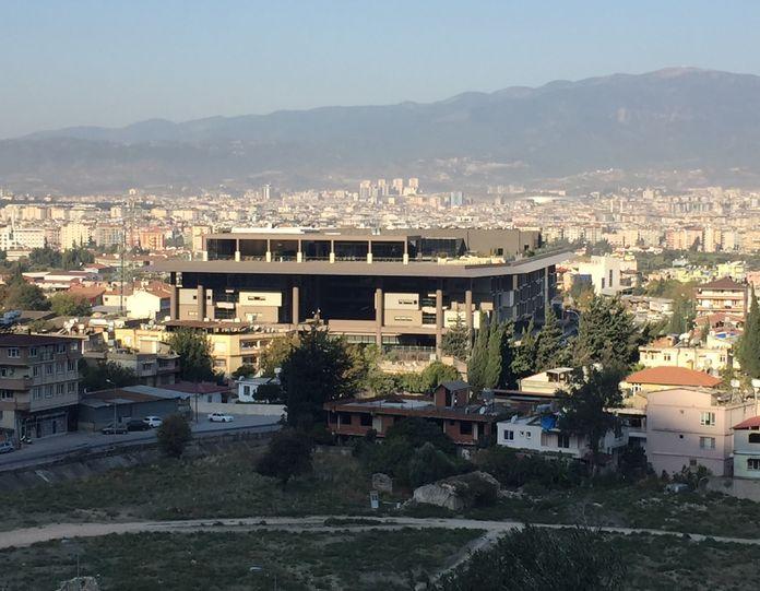 The Museum Hotel ve Necmi Asfuroğlu Arkeoloji Müzesi