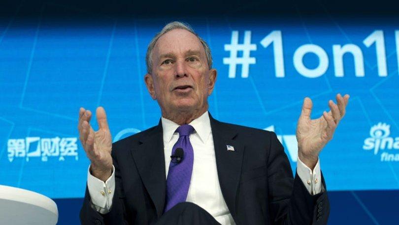 Eski New York Belediye Başkanı Michael Bloomberg Trump'a karşı 'ilk adımı' attı