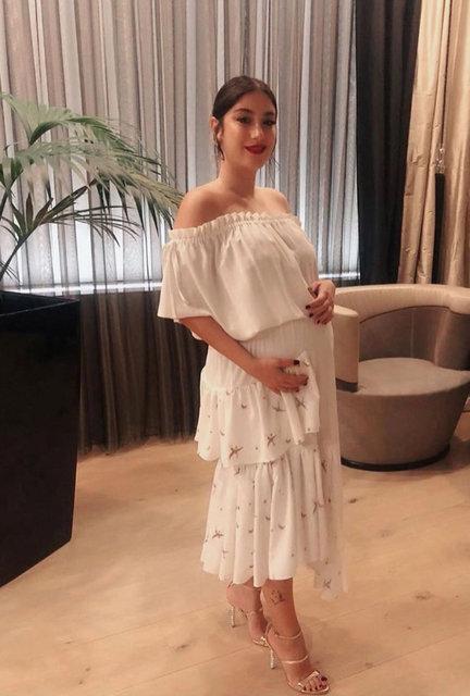 Oyuncu Hazal Kaya anne oldu! İşte Hazal Kaya-Ali Atay çiftinden ilk poz - Magazin haberleri