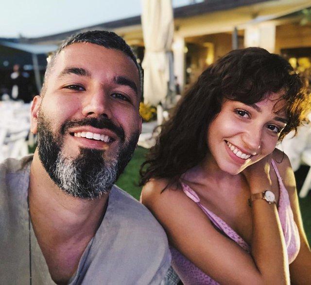 Zeynep Bastık sevgilisi Tolga Akış ile evleniyor! İşte Zeynep Bastık'ın sevgilisi - Magazin haberleri