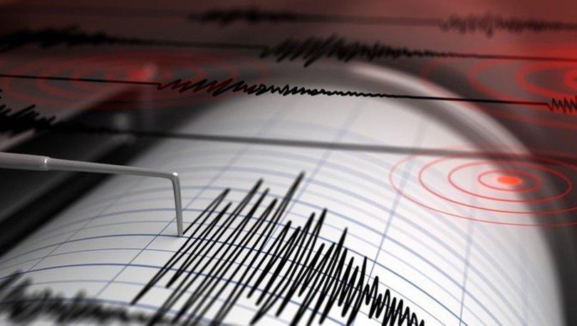 Son dakika... Türkiye-İran sınırında peş peşe 2 deprem