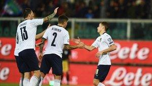 İtalya'dan tarihi galibiyet! 10 gol...
