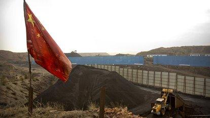 Çin'de kömür madeni patladı