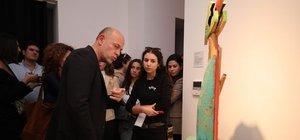 Base'i 20 bin sanat sever ziyaret etti