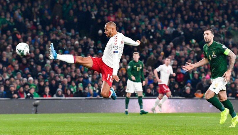 İrlanda Cumhuriyeti: 1 - Danimarka: 1 | MAÇ SONUCU