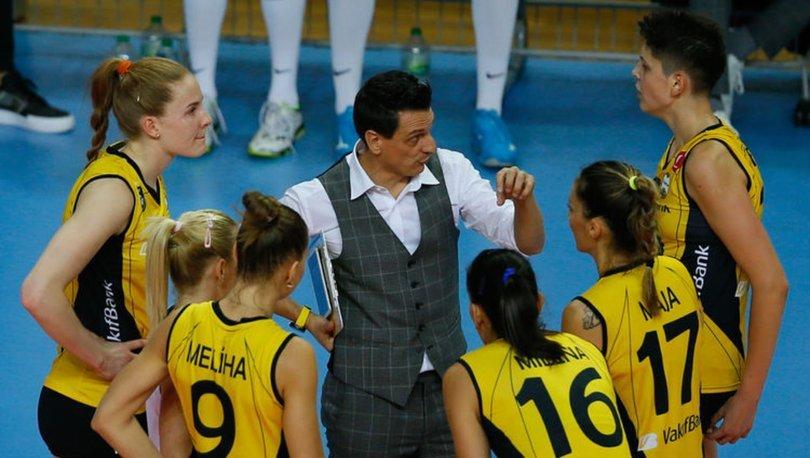 Giovanni Guidetti: Gruptaki ilk maçımız en zor maçımız