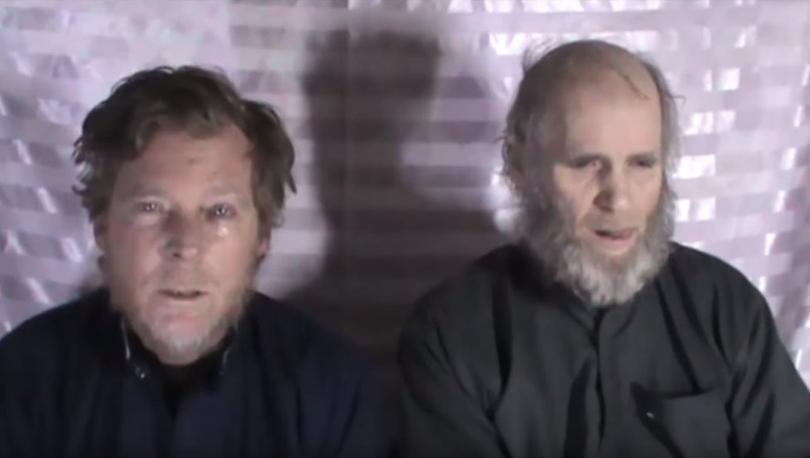 Taliban ve Afganistan arasında tutuklu takası: ABD'li ve Avustralyalı iki rehine ile üç örgüt komutanı serbest bırakıldı