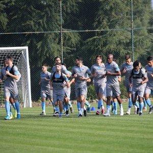 Trabzonspor'da Ankaragücü hazırlıkları
