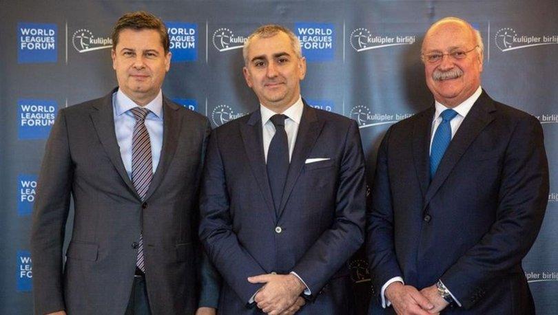Kulüpler Birliği, Dünya Ligler Formu'na üye oldu