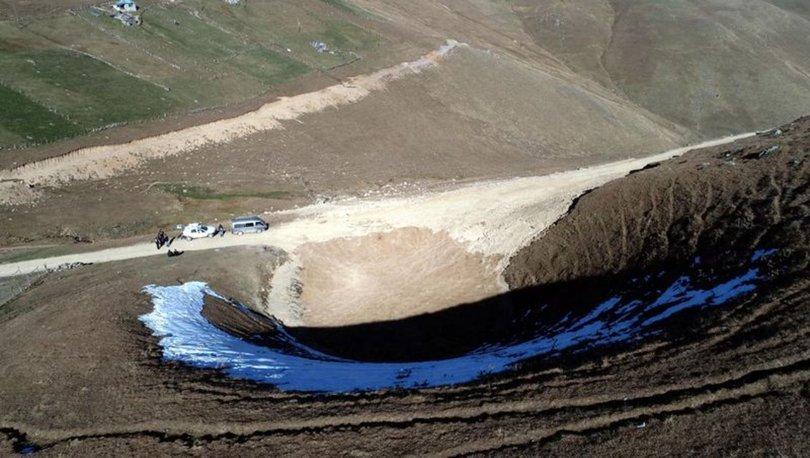 Bakan Yardımcısı'ndan Dipsiz Göl açıklaması