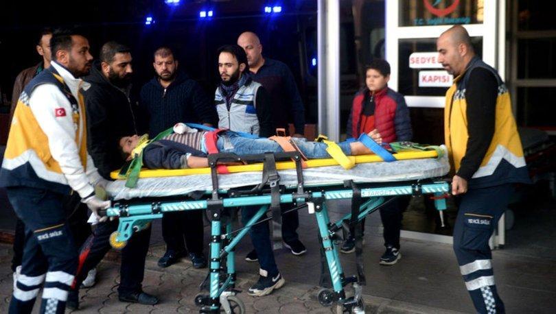 Son dakika... Azez'e havan ve roketli saldırı: 1 ölü, 14 yaralı