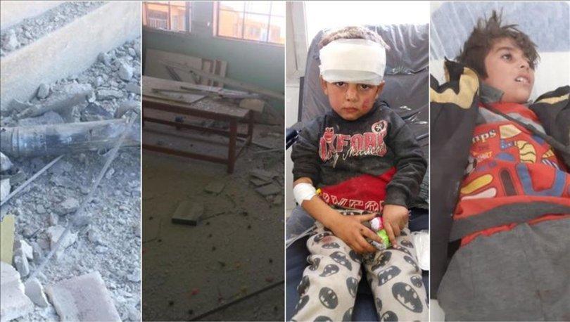 Son dakika! PKK/YPG'den Tel Abyad'a havan saldırısı! 3 sivil öldü