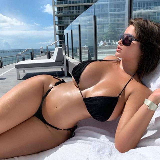 Anastasia Kvitko: Kadınlar beni kıskanıyor - Magazin haberleri