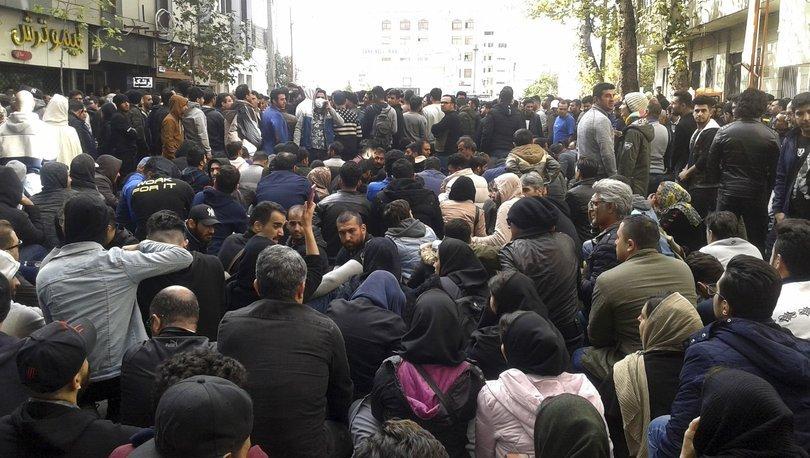 İran'da benzin protestoları büyüyor