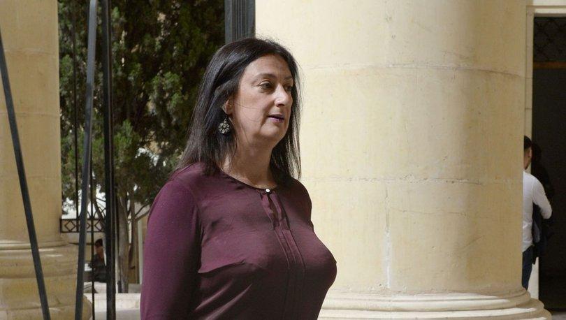 Gazeteci Daphne Caruana Galizia'nın cinayet davasında şok gözaltı