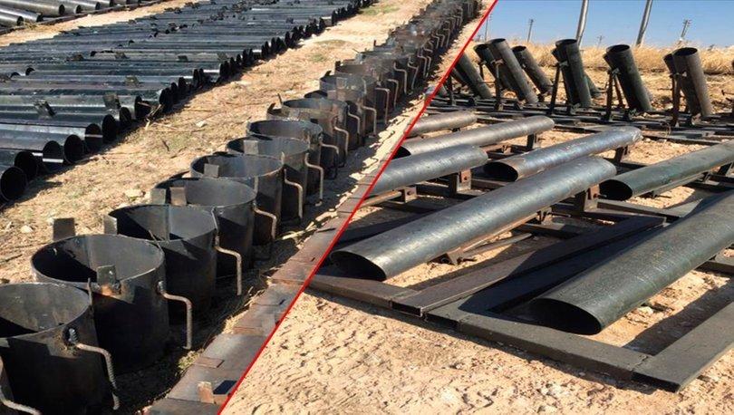 Rasulayn'da terör örgütünün silah imalathanesi bulundu