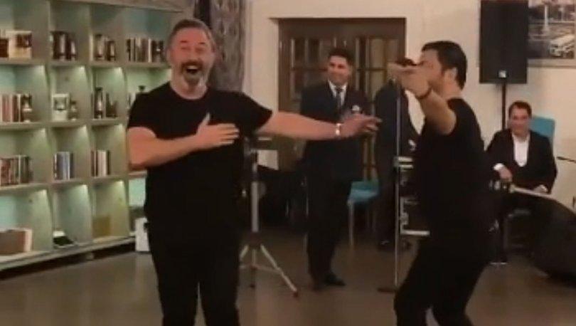 Cem Yılmaz Azeri müziğinde dans etti - Magazin haberleri