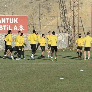 Yeni Malatyaspor'da Fenerbahçe hazırlıkları