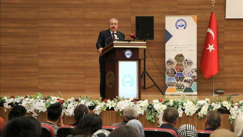 TBMM Başkanı Şentop: Kız çocuklarımız arasında üniversiteleşme oranı hızlıca yükseldi