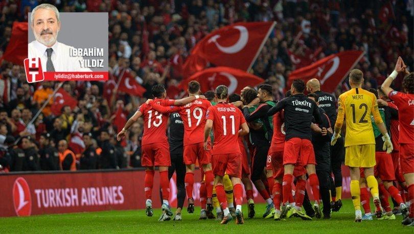 İbrahim Yıldız: Milli Takım, Türkiye-Avrupa ortak yapımı!