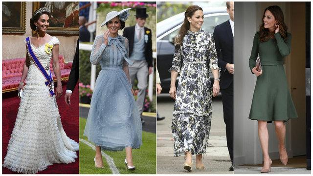 Modada en güçlü isimler açıklandı... Meghan, Kate'i solladı!