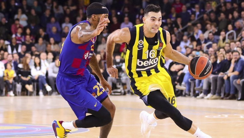 Barcelona: 89- Fenerbahçe Beko: 63 | MAÇ SONUCU ve MAÇ ÖZETİ! THY EuroLeague maç özeti!