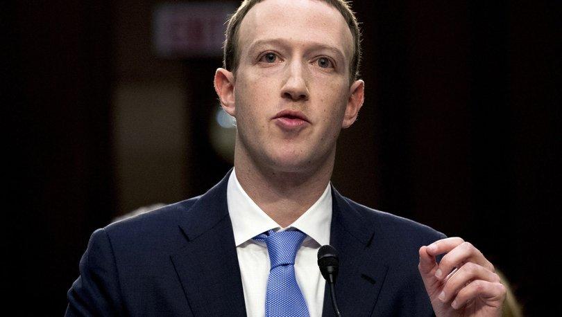 Mark Zuckerberg Trump'la buluştu