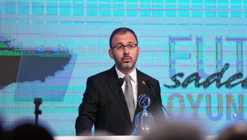 Bakan Kasapoğlu: Tartışma ve kavgadan uzak durmalıyız
