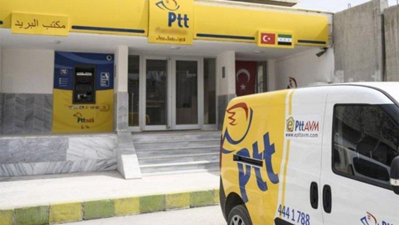 PTT sözleşmeli personel alımı