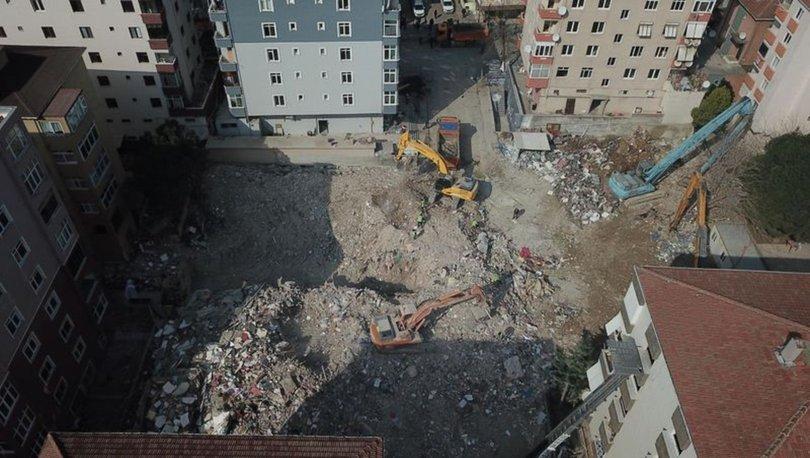 Kartal'da çöken bina soruşturması yeni gelişme