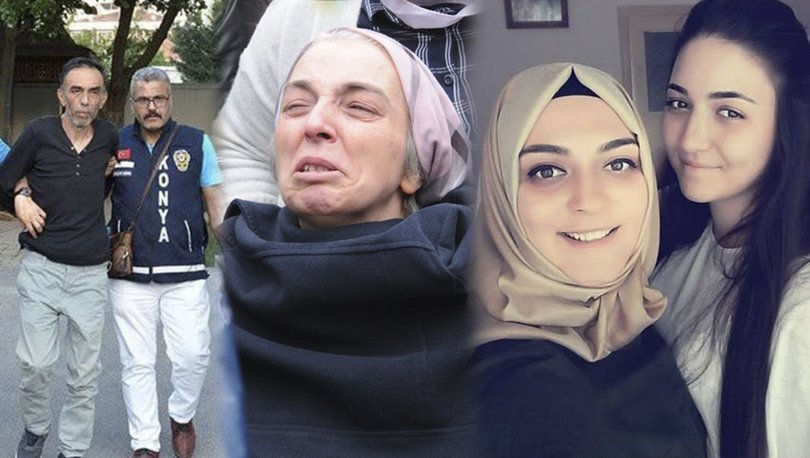 Şeyma öğretmen ve kız kardeşinin katili 'platonik aşk' iddiasını reddetti!  - Haberler - Son Dakika Haberleri