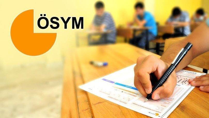 YDS-3 sınav giriş belgeleri açıklandı! ÖSYM Yabancı Dil Sınav giriş yerleri sorgulama