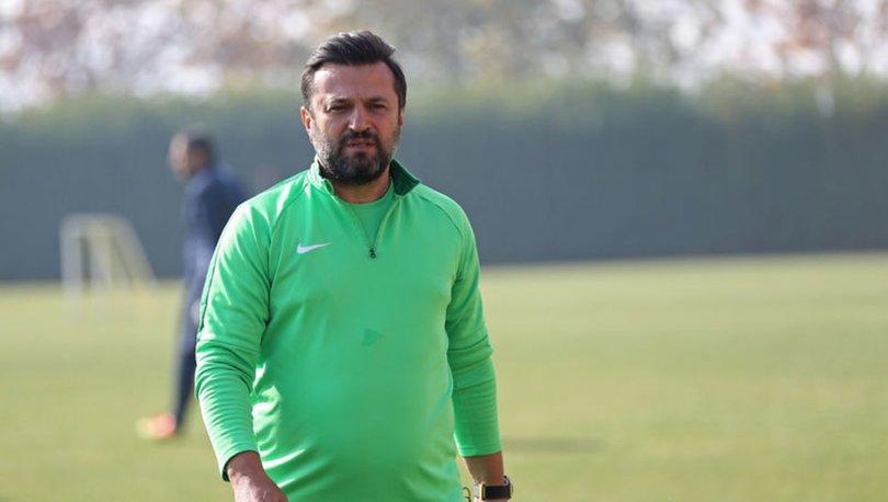 Bülent Uygun, Sivasspor maçından üç puan bekliyor
