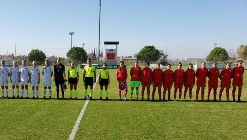 U17 Kız Milli Futbol Takımı