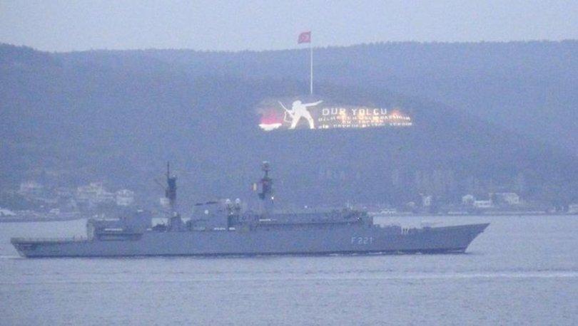 Romanya savaş gemisi