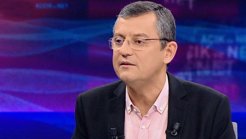 CHP'li Özgür Özel: Erken seçim çağrısı yapmayız ancak karar alınırsa seve seve gideriz