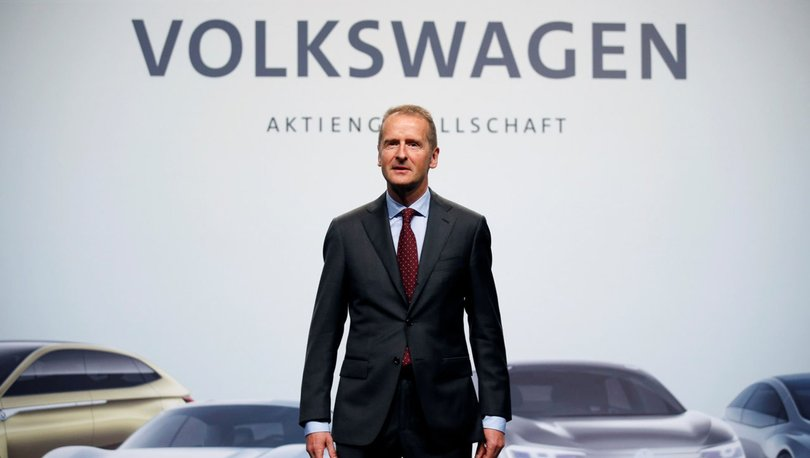 VW CEO'su Diess'ten Türkiye ile ilgli skandal ifadeler
