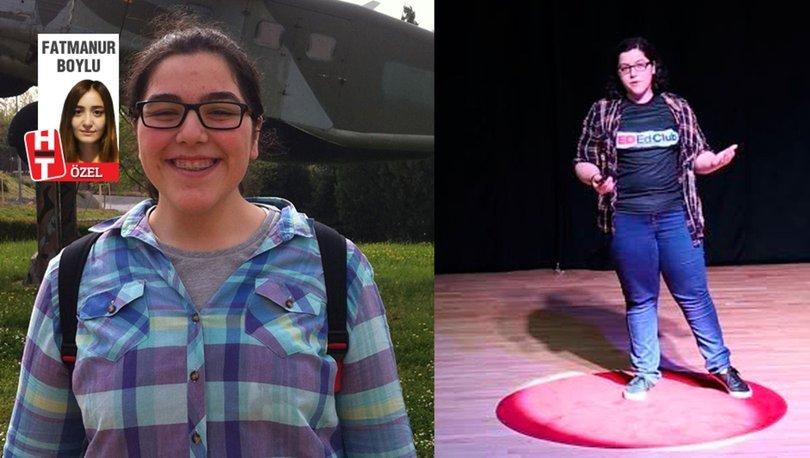 19 yaşındaki Canda Atalay yaşından büyük başarılara imza attı - Haberler