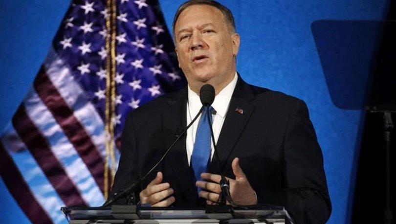 ABD Dışişleri Bakanı Pompeo'dan Bolivya'ya seçim çağrısı
