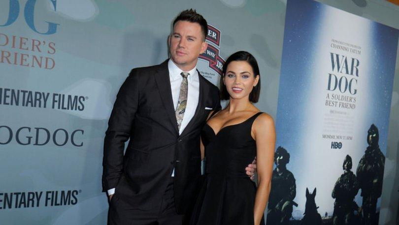 Jenna Dewan ile Channing Tatum boşandı - Magazin haberleri