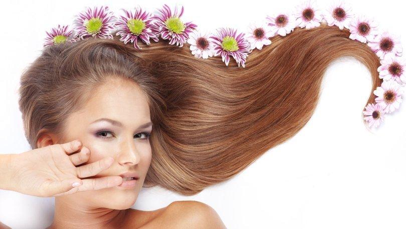 Saç bakımında kullanılan doğal malzemeler nelerdir?