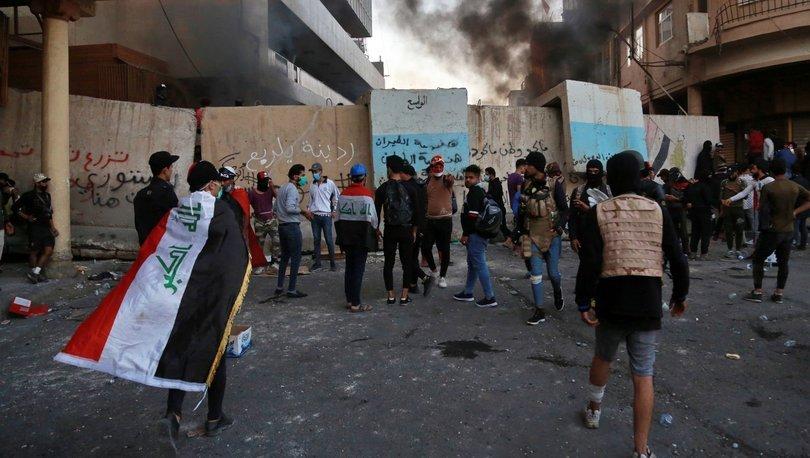 Bağdat'ta protestolarda 4 kişi daha öldü