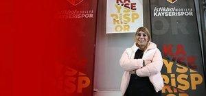 Süper Lig'de ilk kadın başkan!