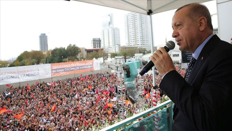Son dakika... Cumhurbaşkanı Recep Tayyip Erdoğan'dan önemli açıklamalar