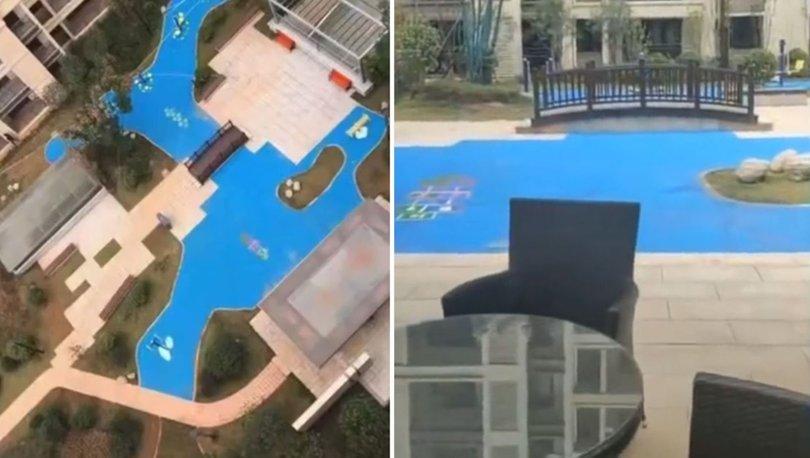 Havuzlu ev sanıp satın aldılar, gerçeği görünce şaşkına döndüler - Haberler
